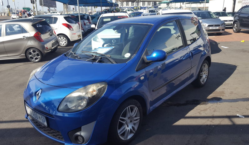 2008 RENAULT TWINGO 1.2 MAN FOR SALE IN DURBAN full