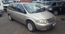 2003 CHRYSLER VOYAGER 3.3 SE AUTO IN DURBAN