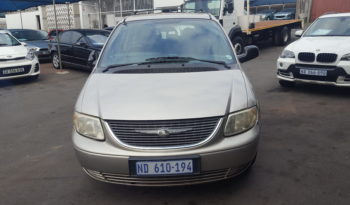 2003 CHRYSLER VOYAGER 3.3 SE AUTO IN DURBAN full