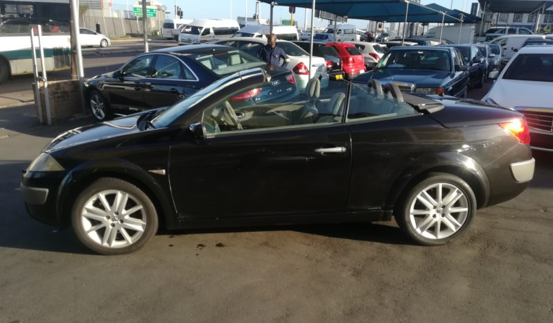 2006 RENAULT MEGANE 2.0L CONVERTIBLE IN DURBAN full